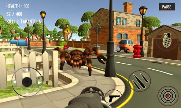 Spider Hunter Amazing City 3D screenshot 7