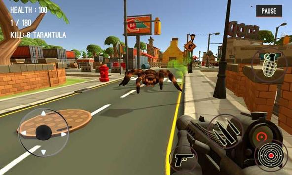 Spider Hunter Amazing City 3D screenshot 5