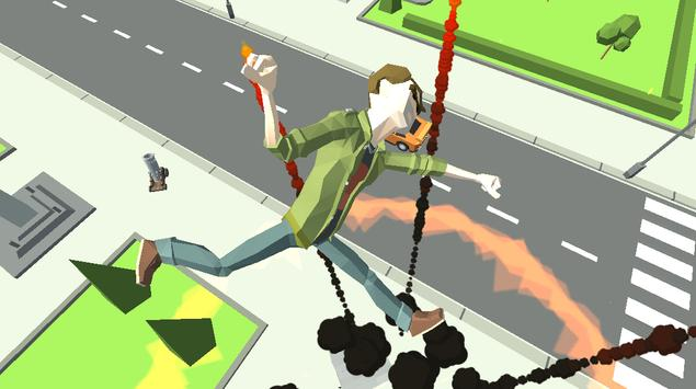 Human Throw Ragdoll Physics screenshot 10