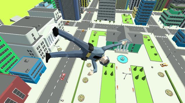 Human Throw Ragdoll Physics screenshot 11