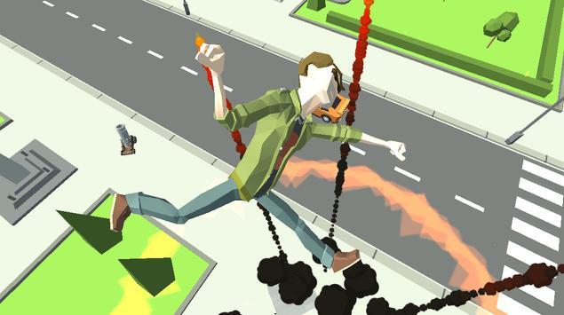 Human Throw Ragdoll Physics screenshot 2