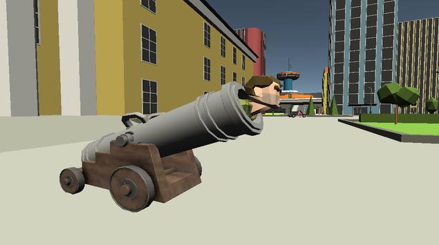 Human Throw Ragdoll Physics screenshot 4