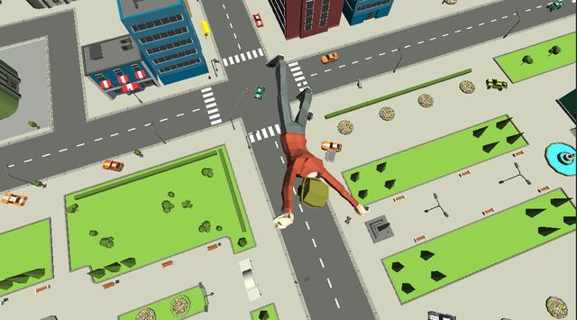Human Throw Ragdoll Physics screenshot 5