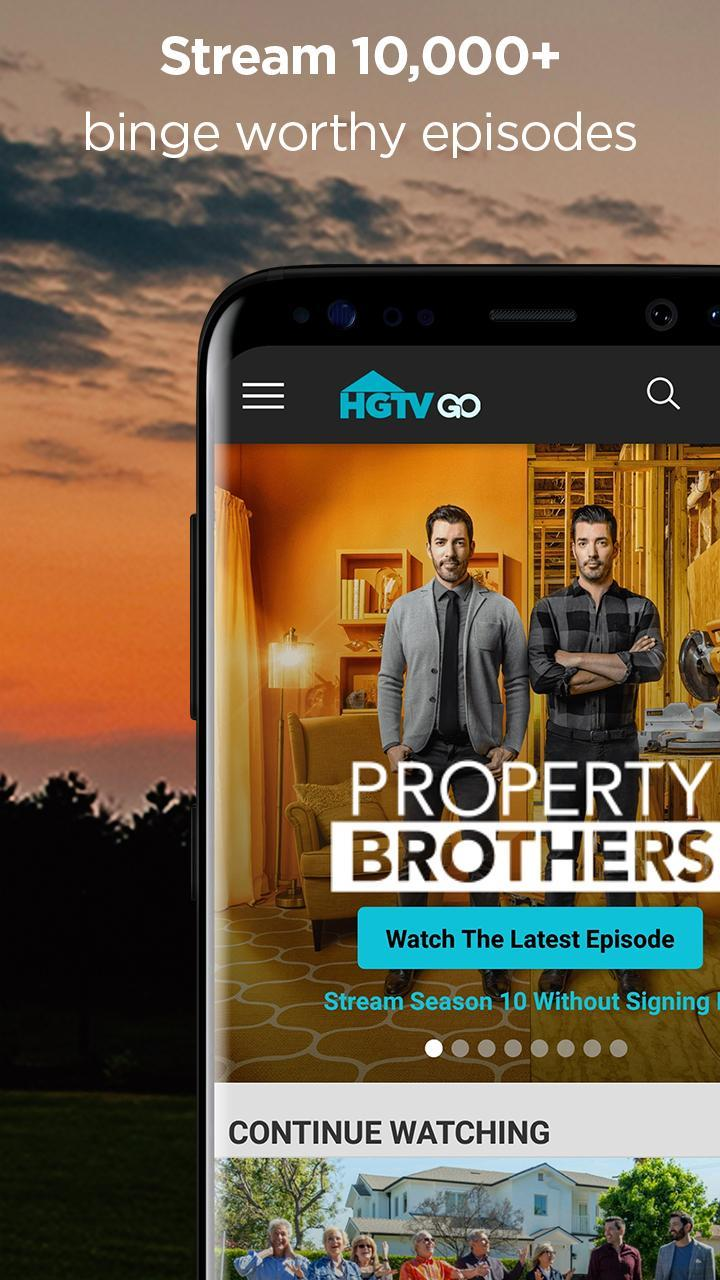 Stream Renovation Home Improvement Tv Shows Hgtv For Android