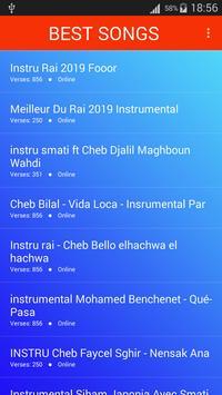 اغاني الراي 2019 بدون نت aghani music ray 2019 screenshot 3