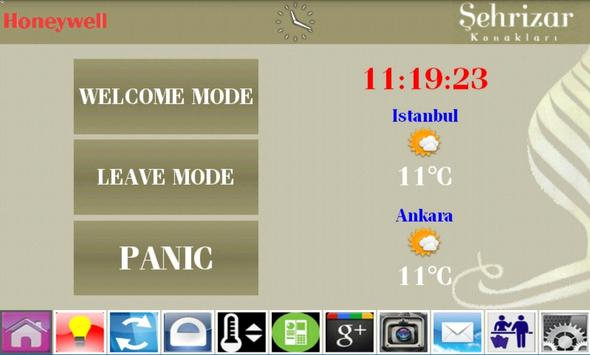 Remote Control for Honeypad 2.1 screenshot 7