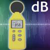Децибеллометр | Детектор шума |Обнаружение децибел иконка