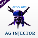Free Ag Injector - Unlock Free Skins Tricks 2020 APK Android