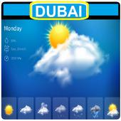 dubai weather today icon