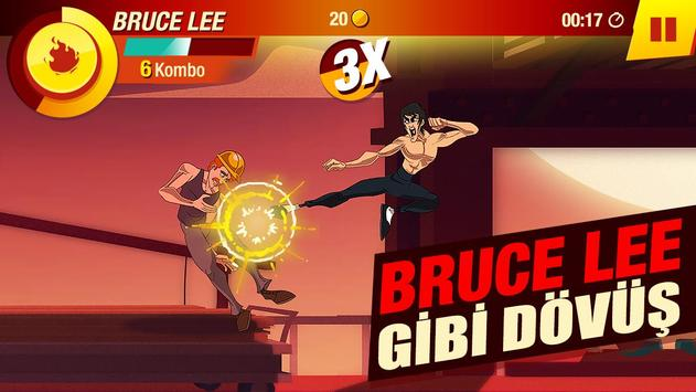 Bruce Lee gönderen