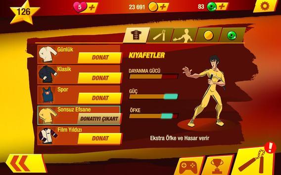 Bruce Lee Ekran Görüntüsü 7