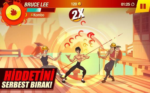 Bruce Lee Ekran Görüntüsü 5
