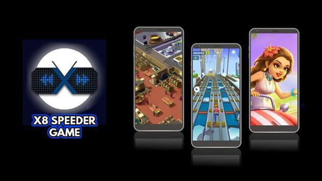 Higgs Domino Guide X8 Speeder poster