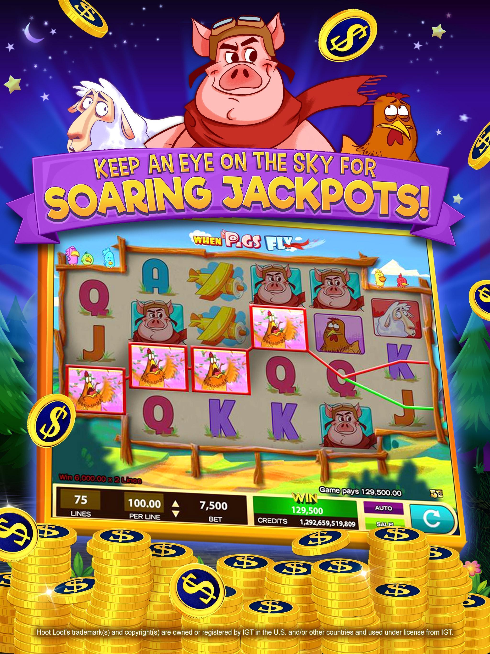 hoot loot spielautomat