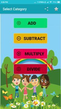 Kids Math 2018 screenshot 1