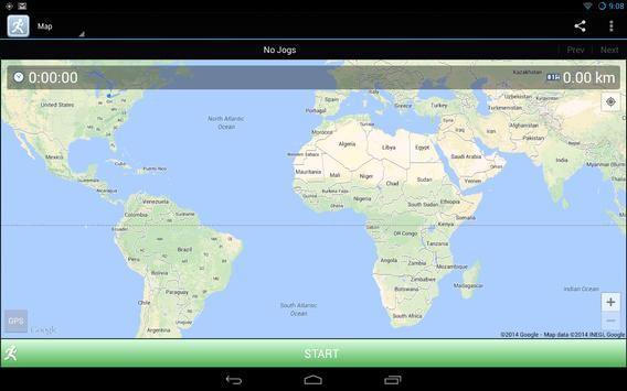 JogTracker screenshot 8