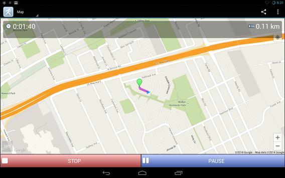 JogTracker screenshot 10