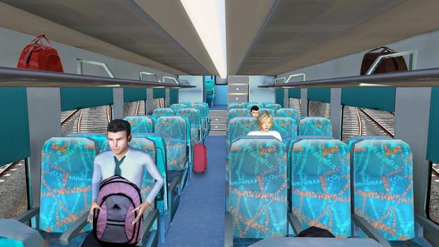 القطار الهندي المسافر تصوير الشاشة 5