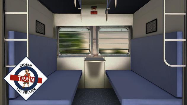 القطار الهندي المسافر تصوير الشاشة 6