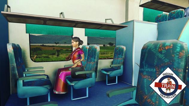 القطار الهندي المسافر تصوير الشاشة 3