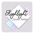 Highlight Cover Icons