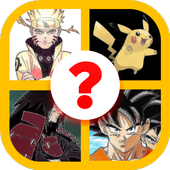 Guess The Anime Character Quiz icon