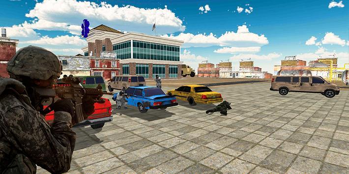 FPS Counter Terrorist Attack- Final Raid 2019 screenshot 3