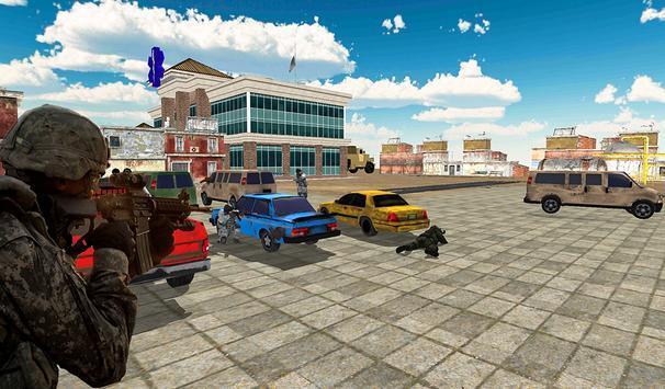 FPS Counter Terrorist Attack- Final Raid 2019 screenshot 11