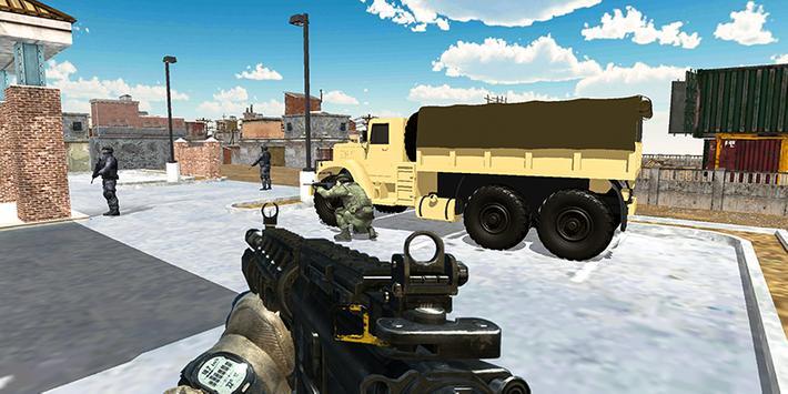 FPS Counter Terrorist Attack- Final Raid 2019 screenshot 2