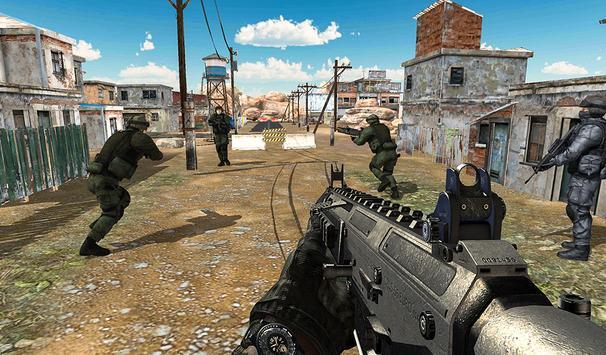 FPS Counter Terrorist Attack- Final Raid 2019 screenshot 8