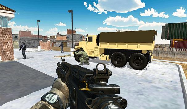 FPS Counter Terrorist Attack- Final Raid 2019 screenshot 9