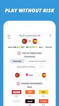 Football Predictions - BePicks syot layar 1