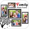 Family fotolijst-icoon