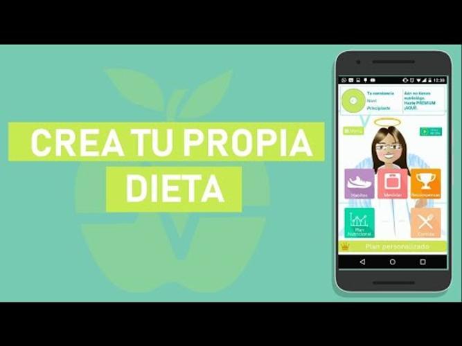 la mejor app para dietas