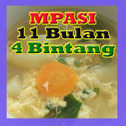 Mpasi 11 Bulan 4 Bintang For Android Apk Download