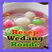 Resep Wedang Ronde icon