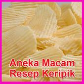 Aneka Resep Keripik Renyah icon