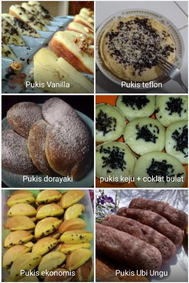 Resep Kue Pukis Enak For Android Apk Download
