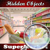 Hidden Objects Supermarket icon