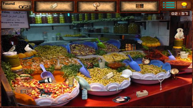 Hidden Objects Supermarket screenshot 10
