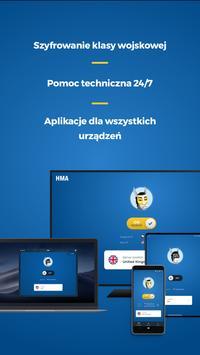 HMA VPN screenshot 4