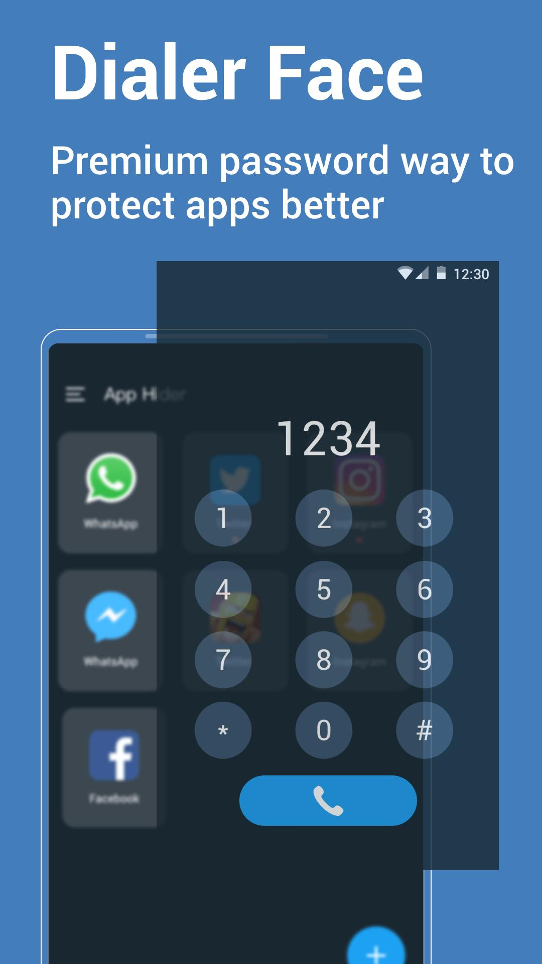 App Hider - Hide apps in hidden parallel space for Android - APK