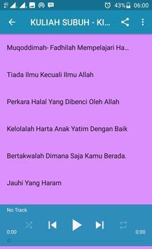 Kuliah Shubuh Kitab Syifa'us Saqim screenshot 1
