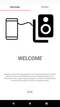 Hifi-Apps Speaker Setup poster