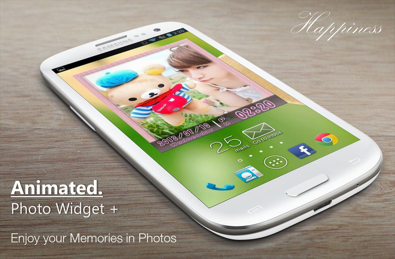 Animated Photo Widget for Android - APK Download