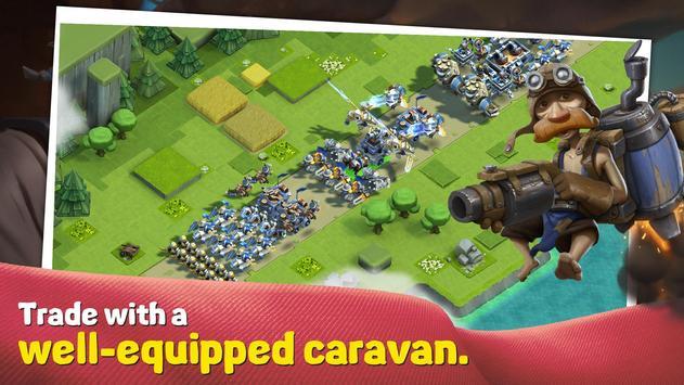 Caravan War 스크린샷 1