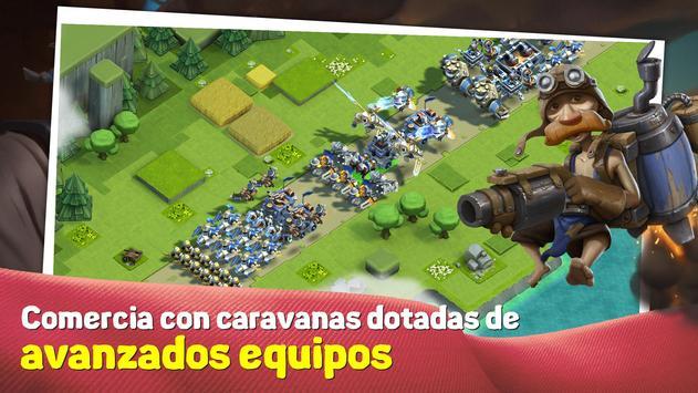 Caravan War captura de pantalla 3