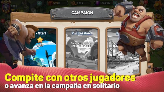 Caravan War captura de pantalla 10