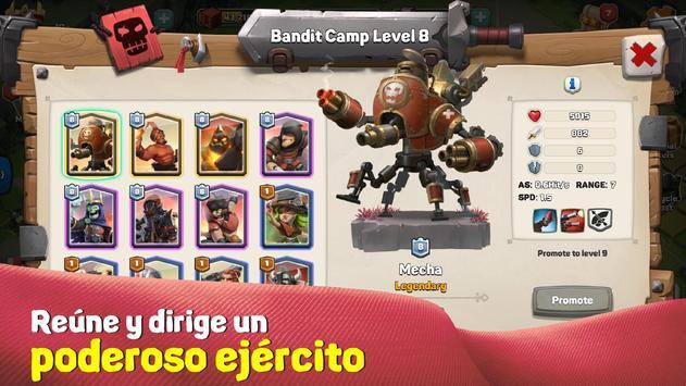 Caravan War captura de pantalla 13