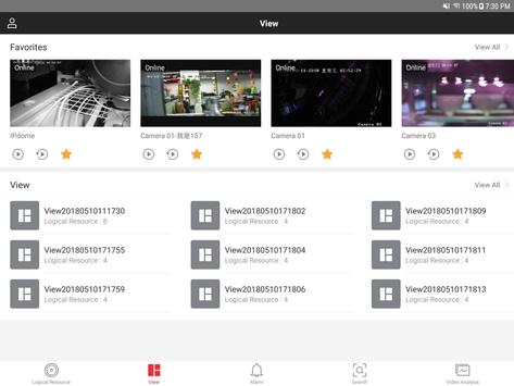 HikCentral HD screenshot 1
